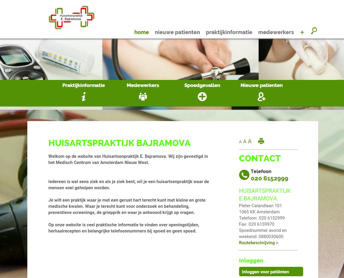 Huisartsenpraktijk E. Bajramova